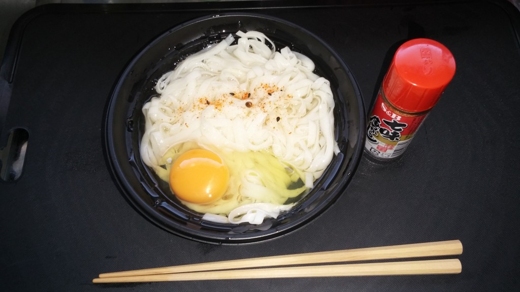 紀文糖質0g麺・完成